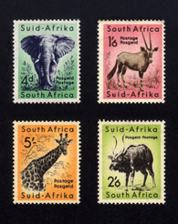 Stamps Animals
